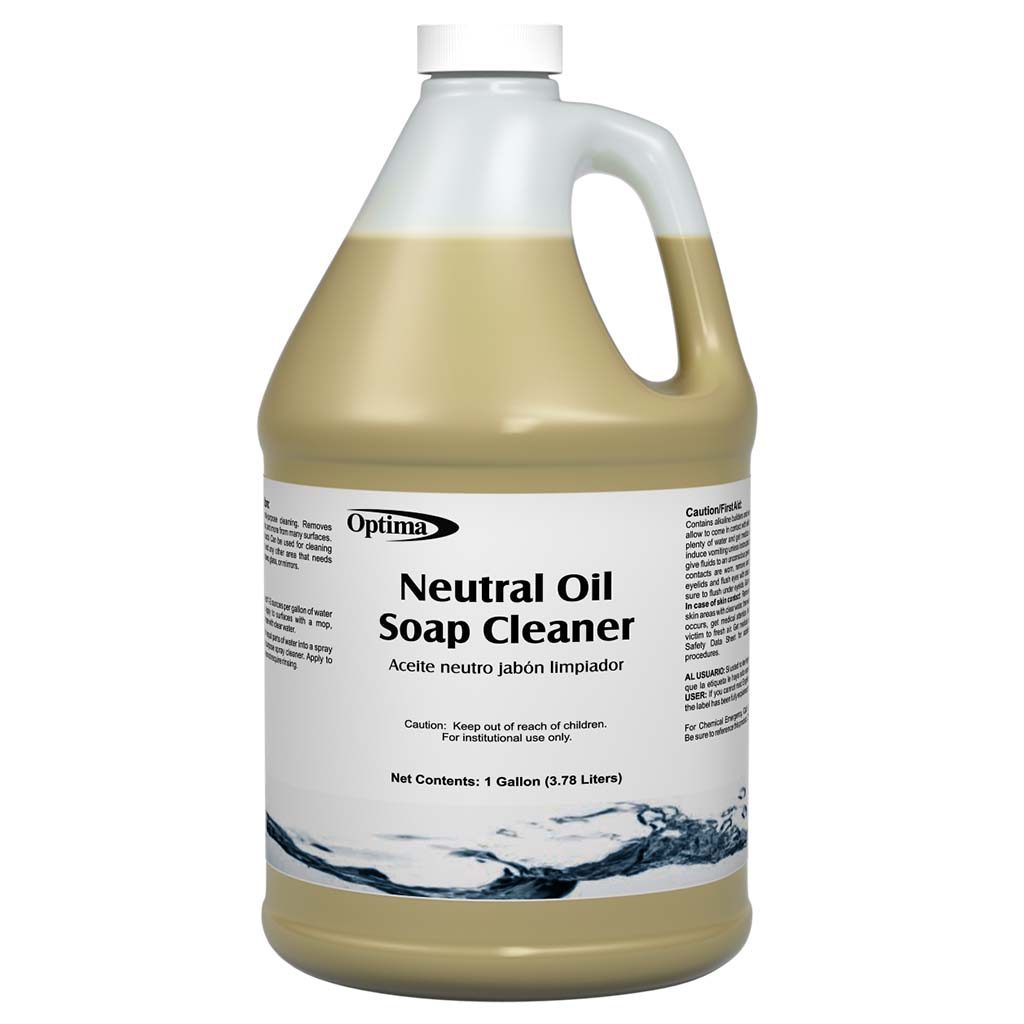 Optima Neutral Cleaner – PDQ Manufacturing, Inc