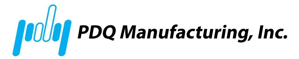 PDQ Manufacturing, Inc.
